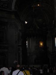 Saint Peter's...Clock? by RaeEst-Bee