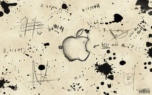 Wallpaper - Apple Scrapbook by JPLedoux
