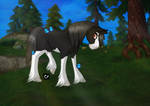 Star Stable Online | Chibi | Cord by cross-creature