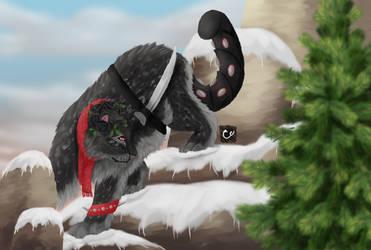 Animal Jam | Periwinkle by cross-creature