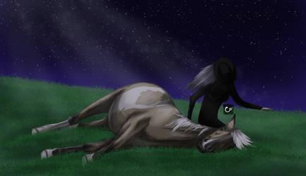 Goodbye Amethystwarrior | Star Stable Online by cross-creature