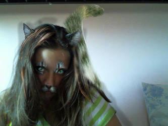 Do u like my eyes?? by leopard1220