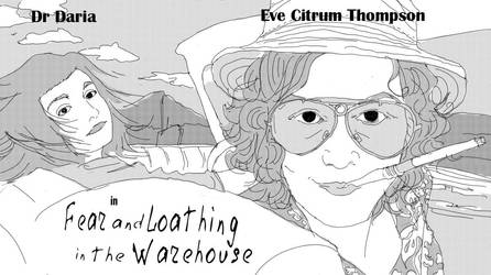 Fear and loathing in the warehouse by citreum