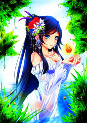 Life's Goddess by Rainbow-Mystique