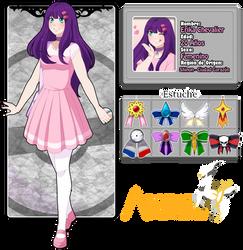 [AA2] - Ficha Coordinador - Erika Chevalier by Koyukistyle