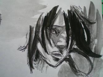 Expressive face by KimiLoun