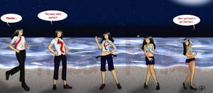 IGS Mar. '18 Yuuko by Typhoon-Manga
