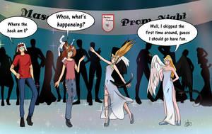 Mustave Academy Masquerade Prom SomariaMoon by Typhoon-Manga