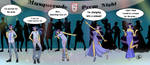 Mustave Academy Masquerade Prom Zekwars by Typhoon-Manga