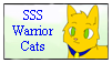 SSS Warriors Stamp- Firepaw by Iron-Zing