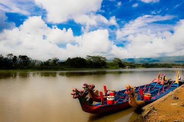 the dragon boat by adjonk