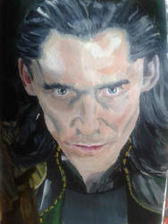 Loki by thelyingsister