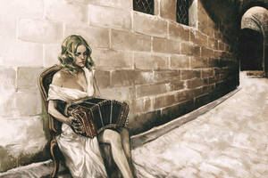 bandoneon by masateru