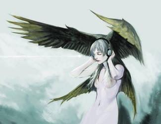 Wing by masateru