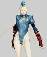 Cammy White ZERO3 by masateru