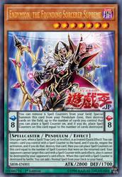 Endymion, the Founding Sorcerer Supreme Yugioh by yeidenex