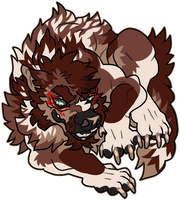 LIKE A WOLF by behemutt