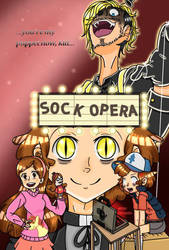 Sock Opera by ShadowLuvIOI