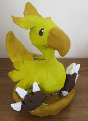 Chocobo by Louppy
