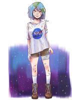 Earth Chan by Miru by im-Miru