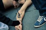 Happenning 269 life - Crow Cotton branding by Xandrah-Octopus