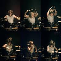 Florian - Koan drummer by Xandrah-Octopus