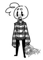 Doodle :New Oc: by DoodleF0X