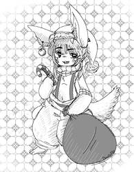 Christmas Nanachi by DoodleF0X