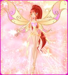 WCNG: Michaela enchantix by Sky6666