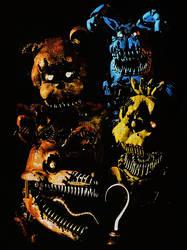 The Evil 4 by FramedBlaze