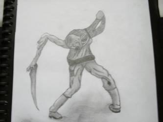 Dead space Drawings by Pants4u