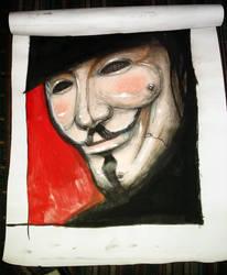 V for Vendetta by thecarlosmal