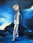 Evil Prince in White by kamicokrolock