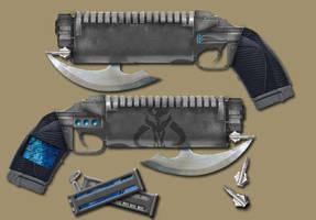 Dose Ordos Pistols by DoseOrdo