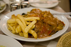 Chicken in sweet sauce by parka