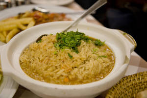 Seafood rice by parka