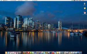 Vancouver night by parka