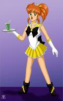 Sailor Unazuki by drachenlilly