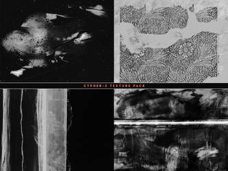 texture pack #13 - dark wings, dark words by cypher-s