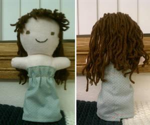 Pocket dolls: Mikayla by unicorn-catcher