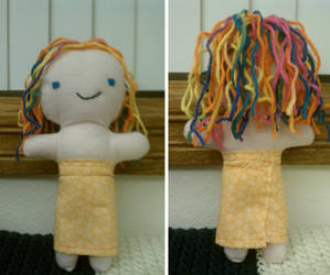 Pocket dolls: Savannah by unicorn-catcher