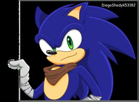 Sonic Boom - Sonic the Hedgehog Wallpaper by DiegoShedyk53182