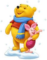 winnie the pooh by CrvenkaPpa