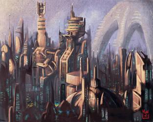 Future City Concept by malta