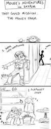 Skyrim Comic by malta