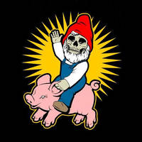 Death Gnome by Teaessare