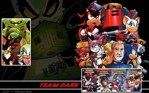 Sonic Universe - Team Dark by ChaosJam