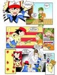 pokemon vs digimon ...sure by Ayhelenk