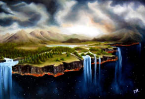 The Edge of the World by LyraaLanquia