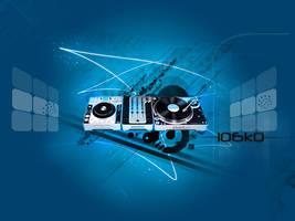 lO6KO DJ wallpaper by lO6kOin
